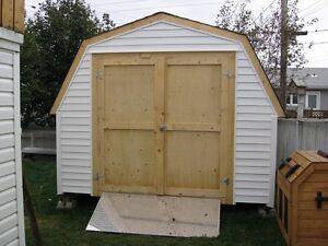 Baby barn or wooden shed Wanted