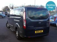 2014 FORD TOURNEO 2.2 TDCi 125ps Low Roof 8 Seater Limited MPV 8 Seats