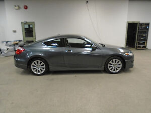 2008 HONDA ACCORD COUPE EX-L V6! LEATHER! 1 OWNER! ONLY $11,900!