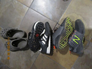 VARIOUS MENS SIZE 7 FOOTWEAR