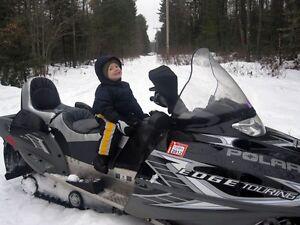 2005 Polaris Trail Touring Deluxe twoupseat