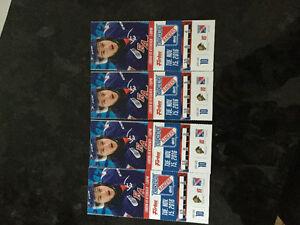 Kitchener Rangers Vs London Knights Tues Nov 15 = 4 Tickets Kitchener / Waterloo Kitchener Area image 1