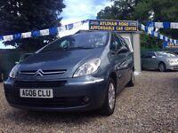 2006 Citroen Picasso 1.6 Diesel - Cheap Tax - Part Exchange @ Aylsham Road Affordable Car Centre