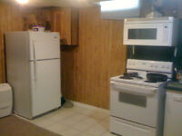 BASEMENT APARTMENT FOR RENT 1 BEDROOM