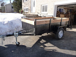 Great condition Utility trailer  4 X 8