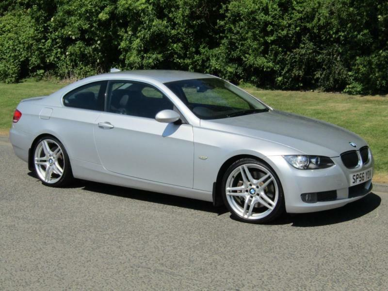 BMW Series I SE Auto Door Coupe In Hexham - 2 door bmw