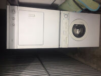 4yr old Stackable Washer Dryer combo Fridgidaire 27'