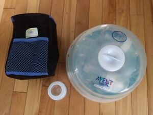 Philips Avent bottles sanitizer - new condition