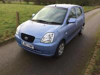 2007 57 Kia Picanto 1.0 GS ONLY 24K MILES!!! IDEAL FIRST CAR