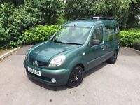 56 Renault Kangoo Expression 1.5 Dci Mpv • 62000 Miles • Diesel • 2 owners