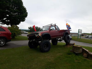 1989 SAS toyota pickup mud truck for sale or trade