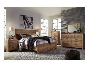 Ashley Cinrey 6 pc Bedroom Set