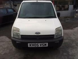2005 Ford Transit Connect TRAN CONNECT L 220 TD SWB 5 door Panel Van