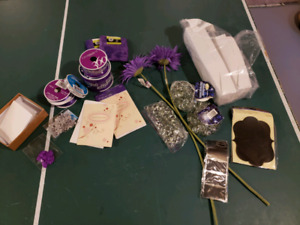 Assorted craft / Party/ Wedding items