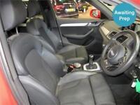 2014 AUDI Q3 2.0 TDI S Line 5dr SUV 5 Seats