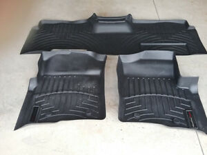WeatherTech Custom Floor Liners for Ford F150