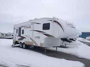 2008 Laredo 5th wheel