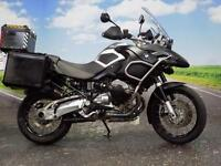 BMW R1200GS Adventure 2010