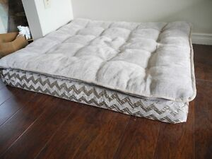 Memory Foam Dog Bed. From Costco. Near New Condition