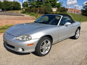 2005 Mazda Miata Exceptional Condition! Low Mileage!