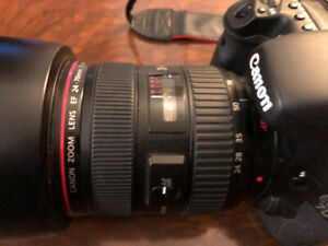 Want a PRO lens and camera without the price tag? 24-70mm 1:2.8