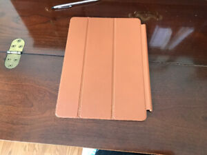IPAD 10.5 LE BROWN GENUINE LEATHER COVER
