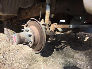 Dana 60 Front Axle from F350