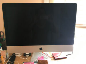 "iMac 21.5"" (late 2015) New keyboard. Excellent condition."