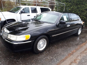 2002 Lincoln Town Car Executive serie L Berline