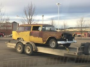 Looking for 55 Chevy wagon parts.....