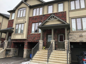 Beautiful Ancaster Losani 3 Bedrooms plus Den Townhouse For Rent