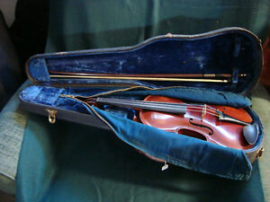 Violin, 4/4 Stainer German