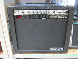 Zoom Fire 30 Amp