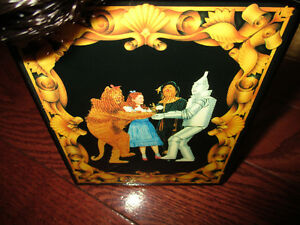 Wizard of Oz music box 1988 Kitchener / Waterloo Kitchener Area image 3