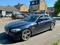 2012 BMW 5 Series 3.0 530d M Sport 4dr Saloon Diesel Automatic