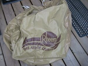 RHEEM AIR CONDITIONING COVER