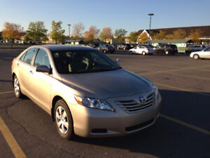 Lovely 2007 Toyota Camry LE 2.4 engine