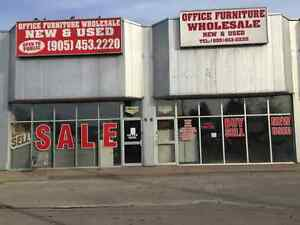 USED OFFICE FURNITURE FOR SALE 10 WILKINSON RD UNIT 5
