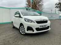 Peugeot 108 1.0 ( 68bhp ) 2016 Active SUPERB CONDITION CALL [Phone number removed]