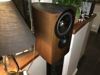 (REDUCED!) KEF IQ3 Speakers