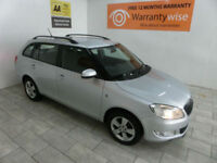2014,Skoda Fabia 1.2TDI ( 75bhp ) DPF Greenline 2***BUY FOR ONLY £24 PER WEEK***