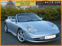 2003 (52) Porsche 911 3.6 Carrera 2 Cabriolet