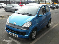 Microcar M-GO.can be driven on B1 motorcycle licence