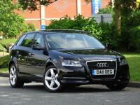 Audi A3 1.6 Sportback 2011 Technik +1 OWNER +FULL AUDI SERV HIST+1 YEAR WARRANTY
