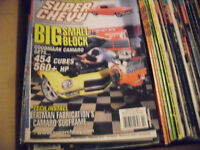 chevy and hot rod magazines