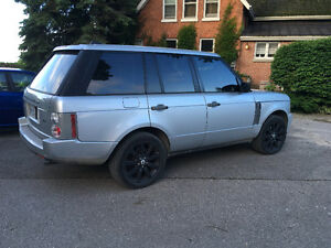 2006 Land Rover Range Rover SUV, Crossover
