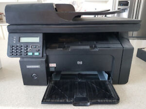 HP Laserjet M1212nf MFP printer