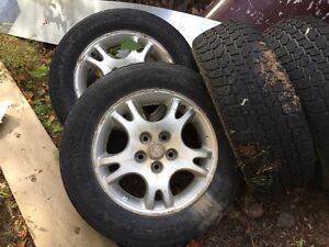 mag and tire  215 65 16