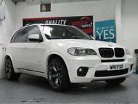 BMW X5 XDRIVE40D M SPORT 5 SEAT