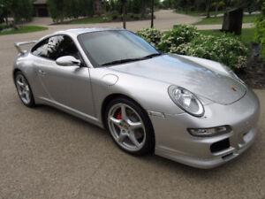 2006 Porsche 911 997 C4S Coupe Rare Factory GT3 Aero Kit!